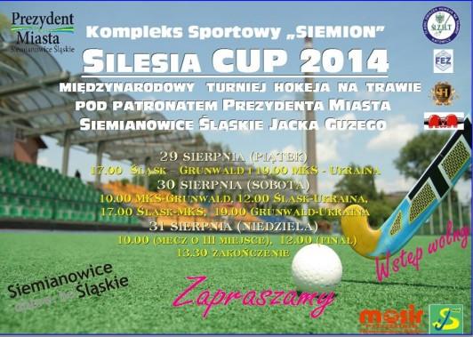 """Silesia Cup 2014 od piątku na """"Siemionie""""!"""