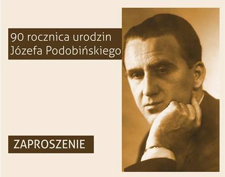 Koncert z okazji 90-tej rocznicy urodzin Józefa Podobińskiego