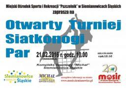 Turniej Siatkonogi już w niedzielę