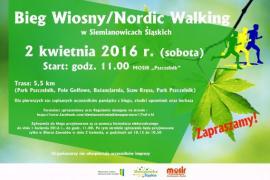 Bieg Wiosny / Nordic Walking