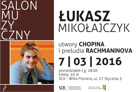 Koncert chopinowski w Willi Fitznera