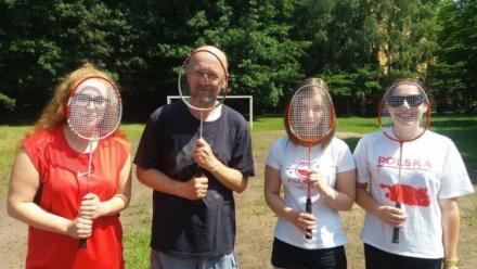 Matejkowicze żegnali rok szkolny na sportowo