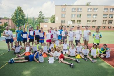 Pierwsi absolwenci siemianowickiego LAS-u 2016