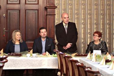 Grudniowe spotkanie Rady Seniorów