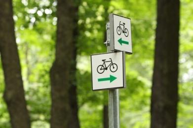 Raj dla cyklistów - będzie 17 km ścieżek rowerowych
