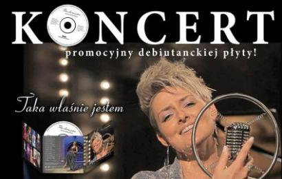 Koncert promujący debiutancką płytę Beaty Mańkowskiej