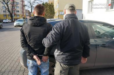 Włamywacze namierzeni przez kryminalnych
