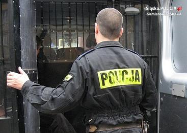 Poszukiwany 2 listami gończymi zatrzymany