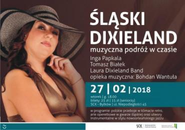 Śląski Dixieland czyli muzyczna podróż w czasie