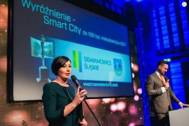 Siemianowice wyróżnione w Konkursie Smart City