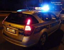 Pijana kierująca uszkodziła dwa samochody