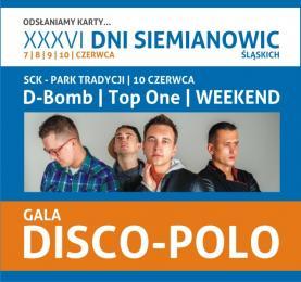 W niedzielę gala disco-polo