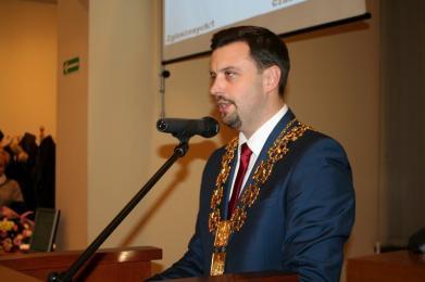 Rafał Piech będzie się starał o drugą kadencję