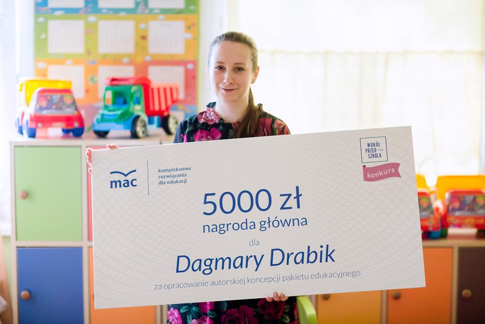 Nauczycielka z Siemianowic Śląskich zwyciężyła w ogólnopolskim konkursie