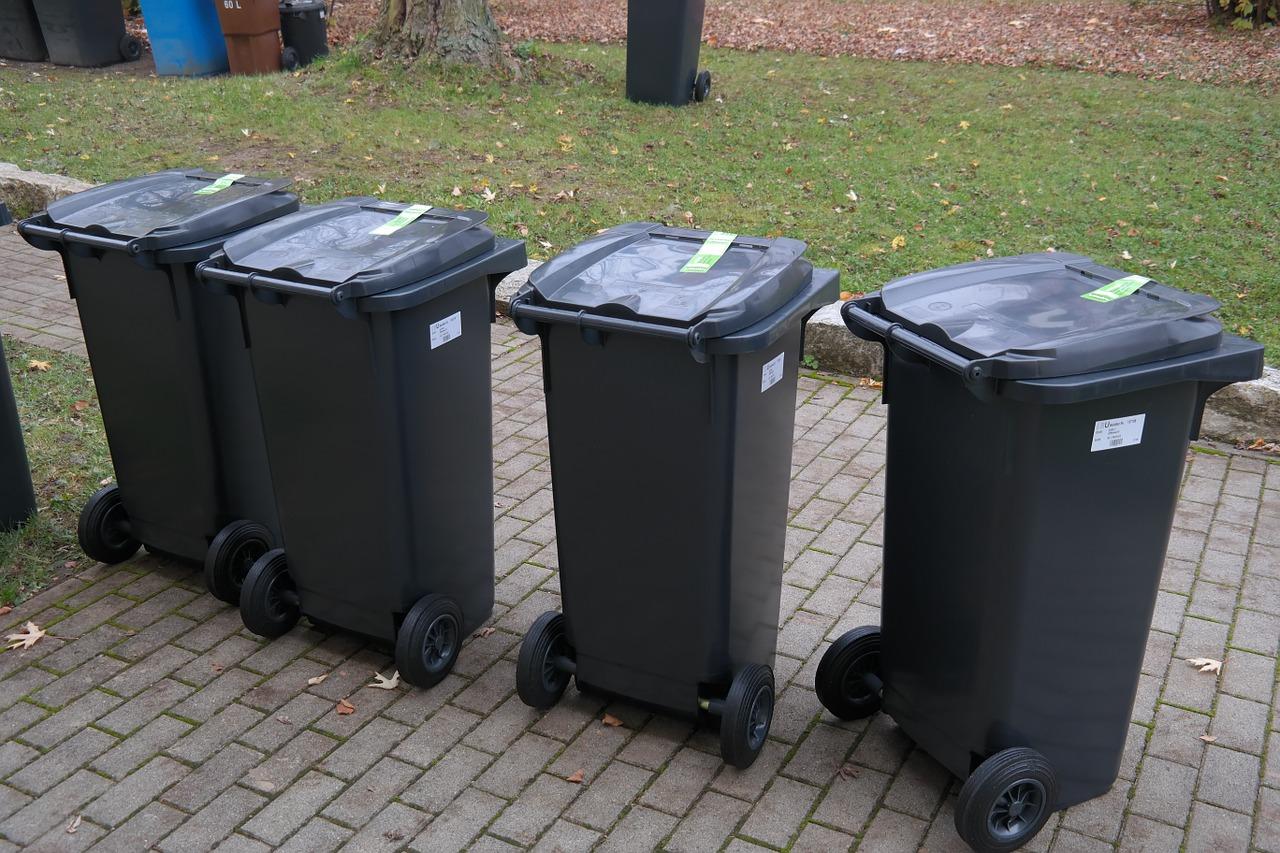 Zmiany w harmonogramie odbioru odpadów komunalnych zmieszanych w okresie Świąt Bożego Naro