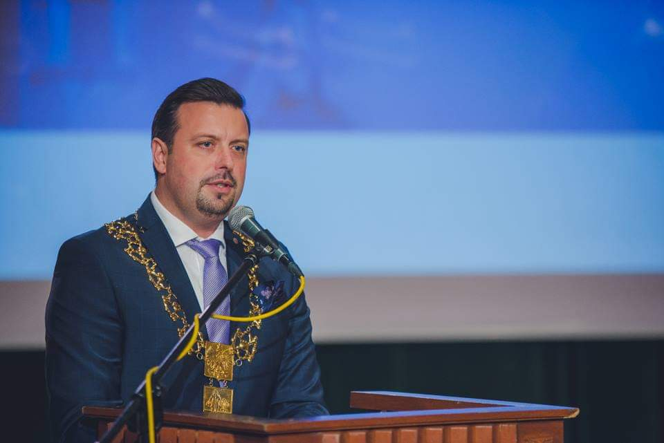 Rafał Piech został wybrany do zarządu Subregionu Centralnego