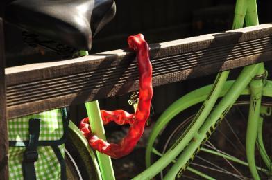 15-latek ukradł rower
