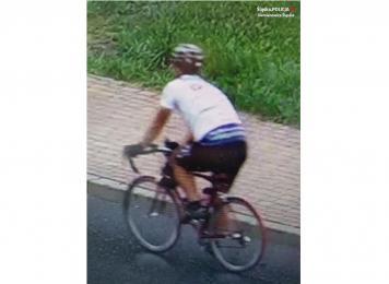 Poszukiwany rowerzysta, który potrącił dziecko i odjechał