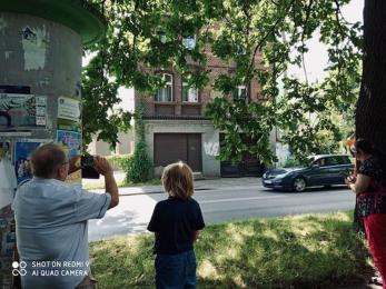 Historyczny spacer po Siemianowicach (Sadzawki, Hugo)
