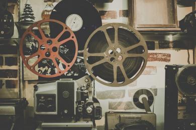 Oskarowe kino plenerowe przed SCK-Parkiem Tradycji