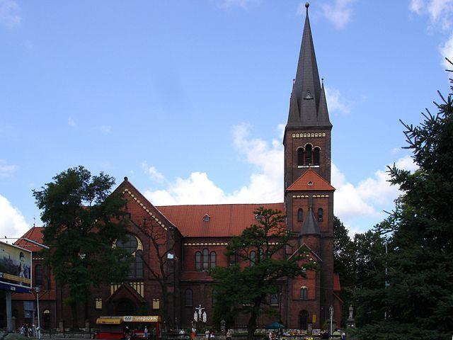 Michałkowice - Kościół św. Michała Archanioła