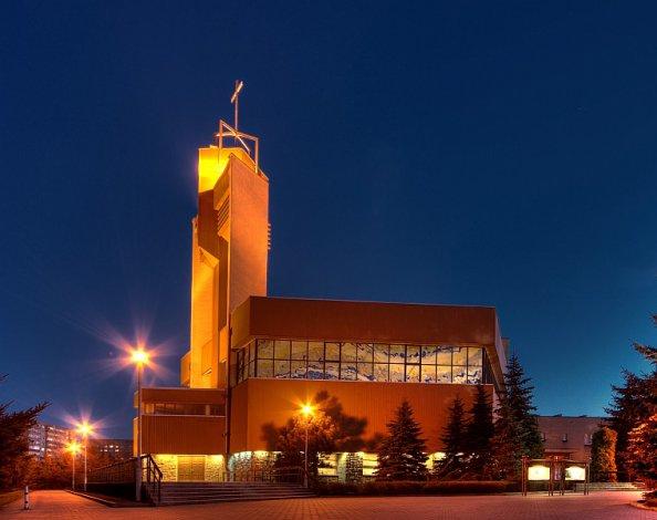 Bytków - Kościół pw. Świętego Ducha