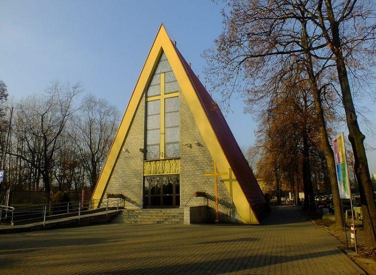 Śródmieście - Kościół pw. Zmartwychwstania Pańskiego